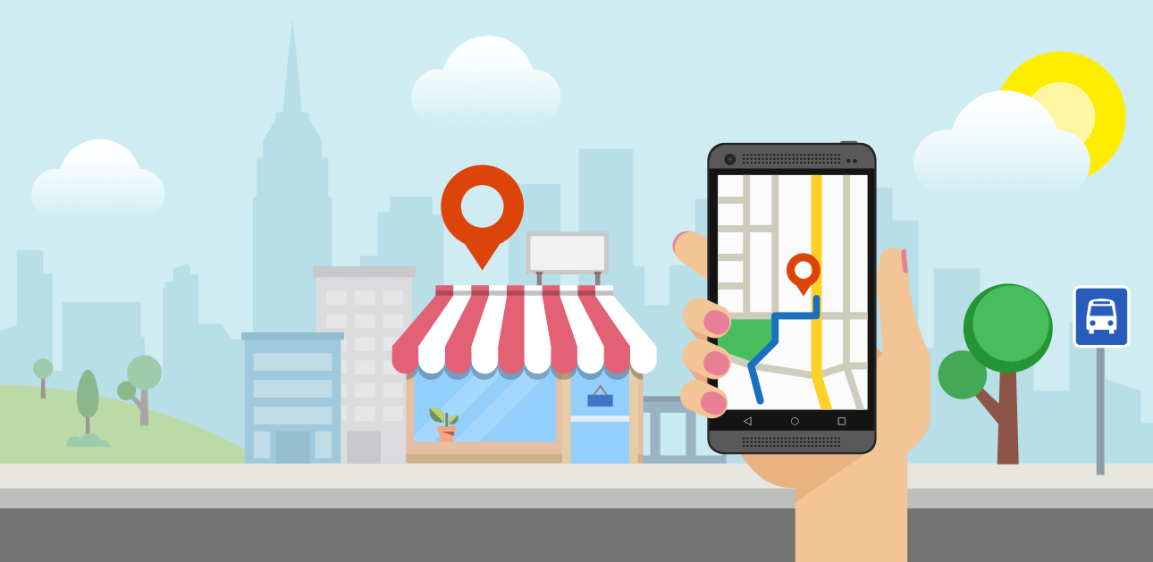 Getting local with Google