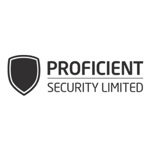 Proficient Security Logo | Waywest Design