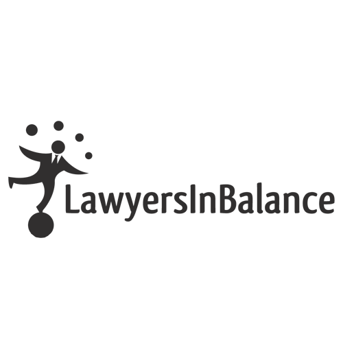 Lawyers In Balance Logo | Waywest Design