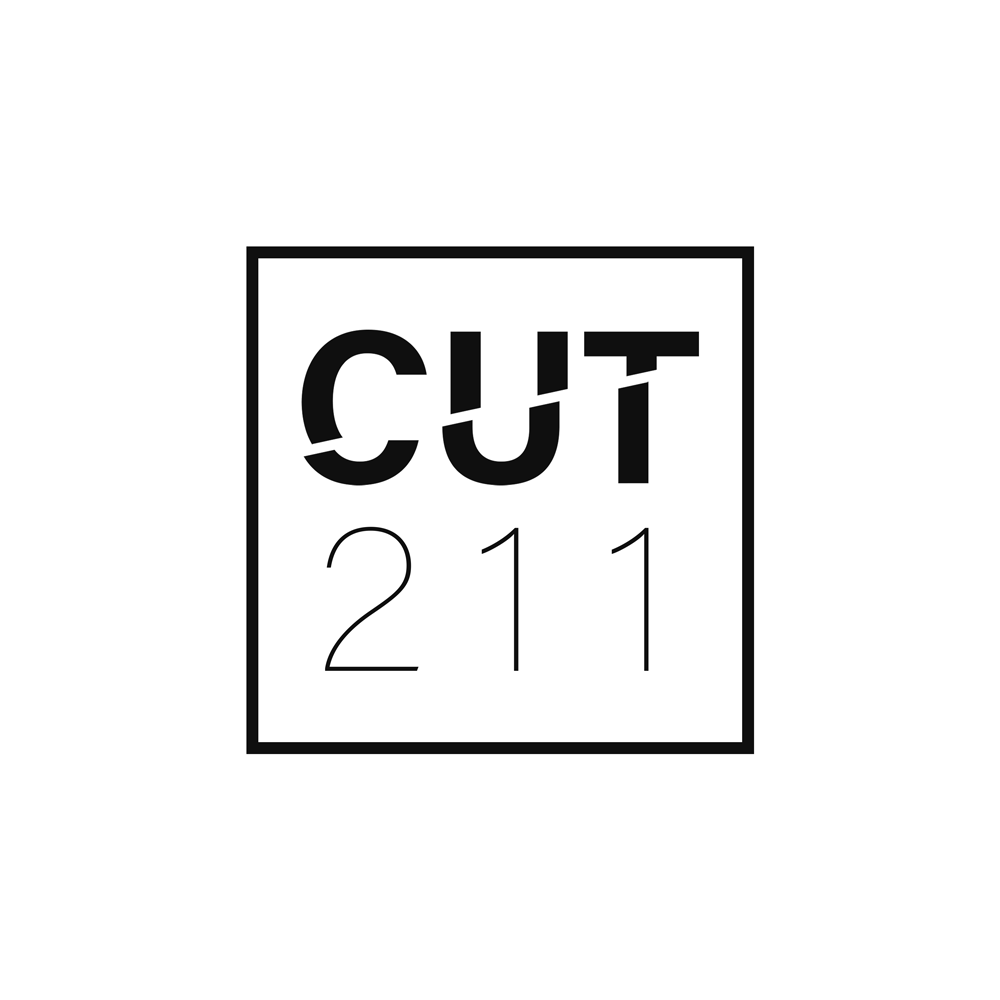Cut211 Logo Design